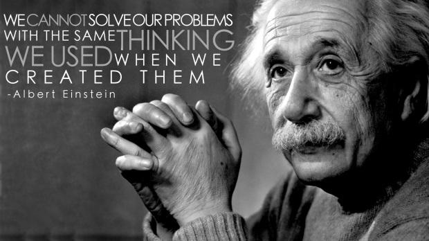 Einstein photo